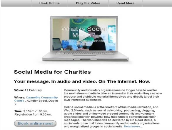 socialmediaforcharities