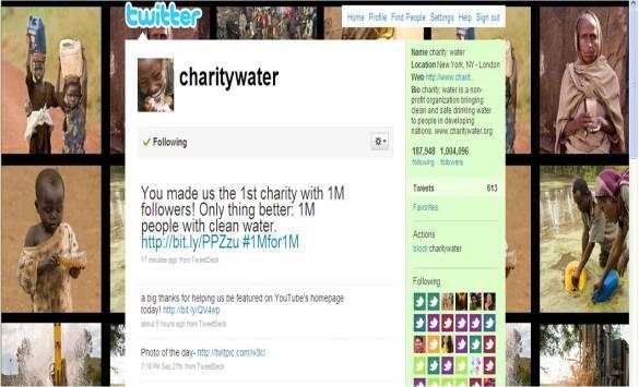 CharityWaterTwitter