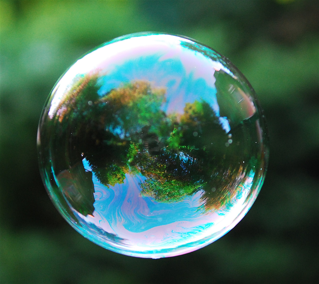 The Fundraising Bubble Bubble
